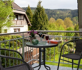 Holiday Apartment Dattenfeld