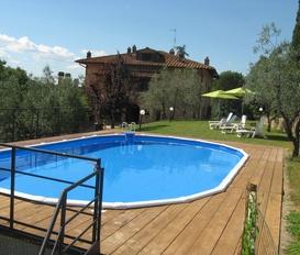 Ferienvilla Badia Agnano, Gemeinde Bucine