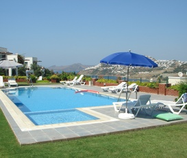 holiday villa Bodrum
