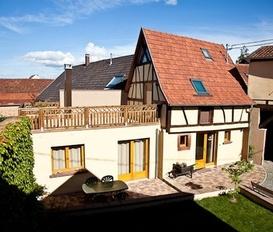 Ferienhaus Dangolsheim