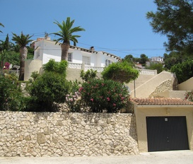 Holiday Home Moraira, Benissa, Calpe,