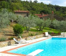 Ferienhaus Castiglion Fiorentino, Tuscany