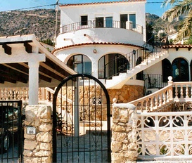 holiday villa Calpe