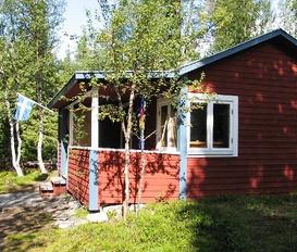 Hütte Svenstavik-Galåbodarna