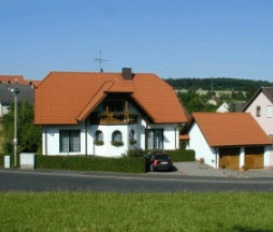 Ferienwohnung Burkardroth/Waldfenster