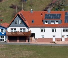 Ferienwohnung Frankenau-Altenlotheim