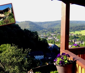 Holiday Home Hatzfeld/Eder