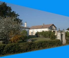 Ferienhaus Nähe Lesparre