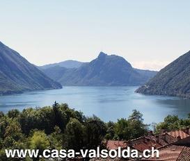 Ferienhaus Valsolda
