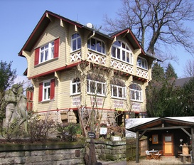 Hütte Bad Schandau