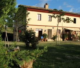 Ferienwohnung Montecarotto