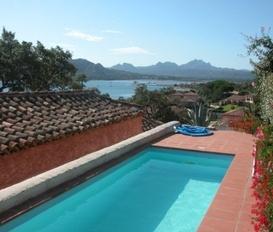 holiday villa Cannigione