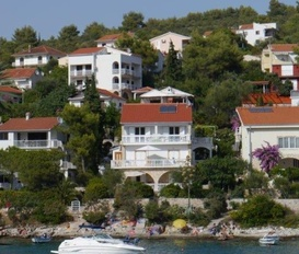 Holiday Apartment Trogir - Okrug Gornji
