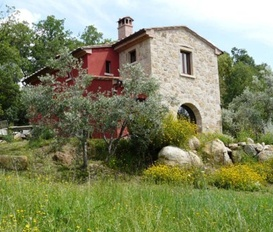 Ferienhaus Sassofortino