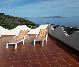 Ferienwohnung S. Giorgio, am Golf von Patti,  Provinz Messina