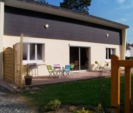 Holiday Home Denneville-Plage