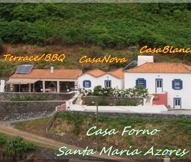 Holiday Home Forno Santa Bárbara