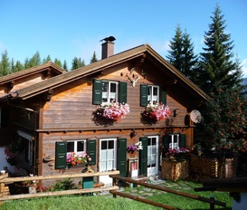 Holiday Home Sankt Gallenkirch