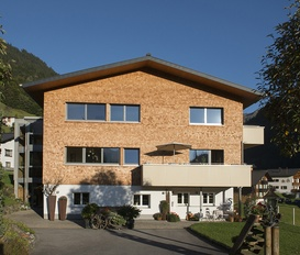Holiday Apartment Silbertal