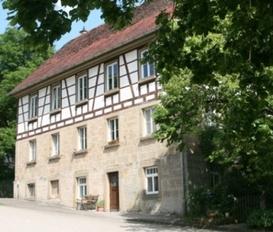 Holiday Apartment Braunsbach