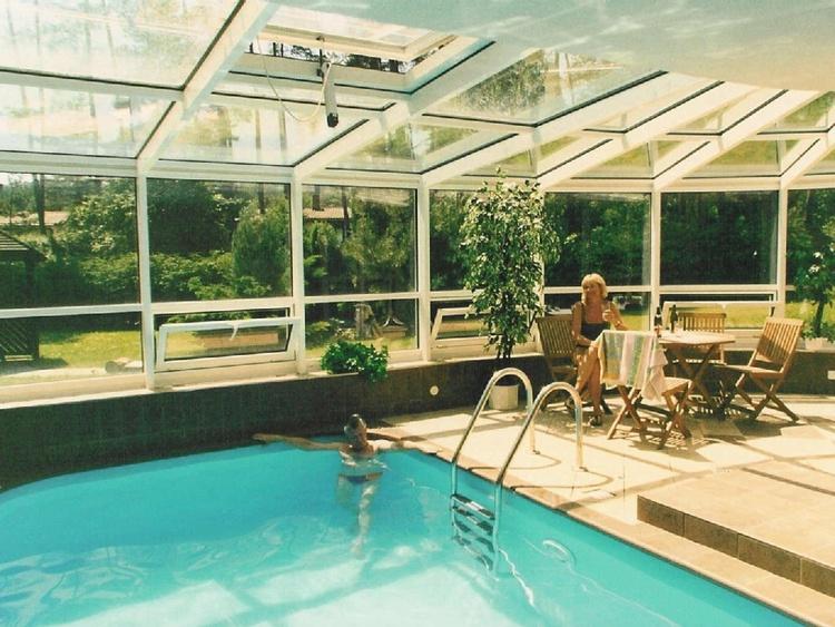 ferienhaus branzez reichenberg liberecky kraj wellness ferienhaus branzez mit innenpool sauna. Black Bedroom Furniture Sets. Home Design Ideas