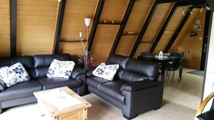 Ferienhaus Kerschenbach, Rheinland-Pfalz Günnis Hütte - Urlaub mit ...