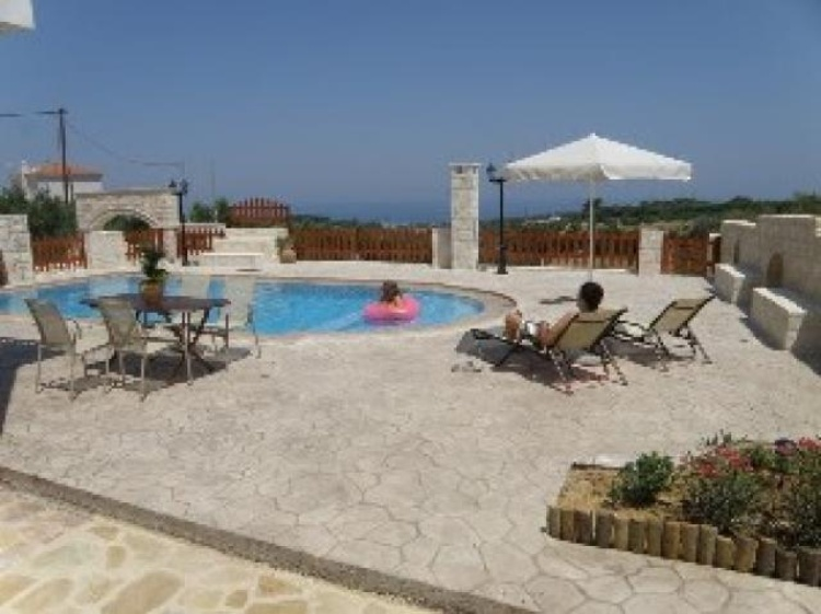 Ferienhaus Asteri Rethymnon, Kreta Kreta Ferienhaus Erofili mit 4 ...