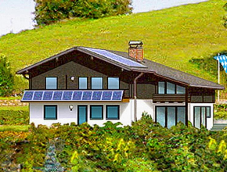 Ferienhaus Grafenau Haus im Wald, Bayern BAYERWALD-Ferien ...