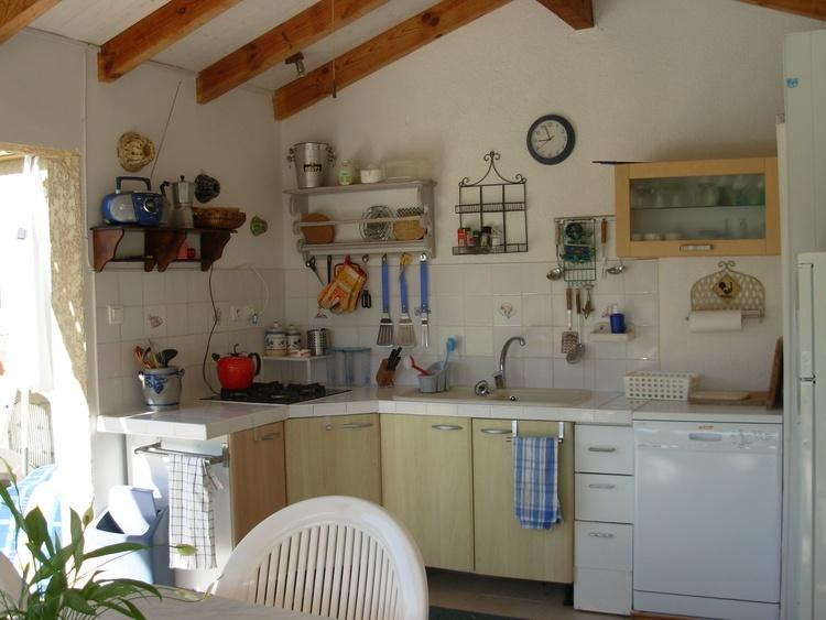 Sommerküche Ausstattung : Ferienvilla querciolo korsika villa miramonte mit sommerküche und