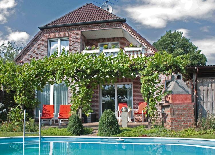 ferienhaus rees, nordrhein-westfalen exklusives 5-sterne, Gartenarbeit ideen