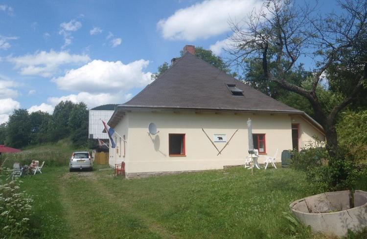 ferienhaus vrchova gemeinde bernartice region k niggr tz. Black Bedroom Furniture Sets. Home Design Ideas