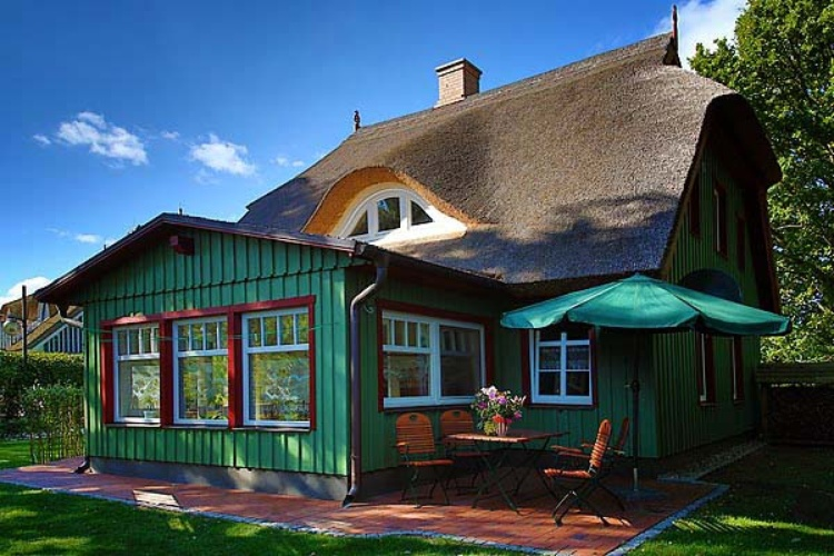 ferienhaus wieck a dar mecklenburg vorpommern alte liebe ferienhaus 6p sauna. Black Bedroom Furniture Sets. Home Design Ideas