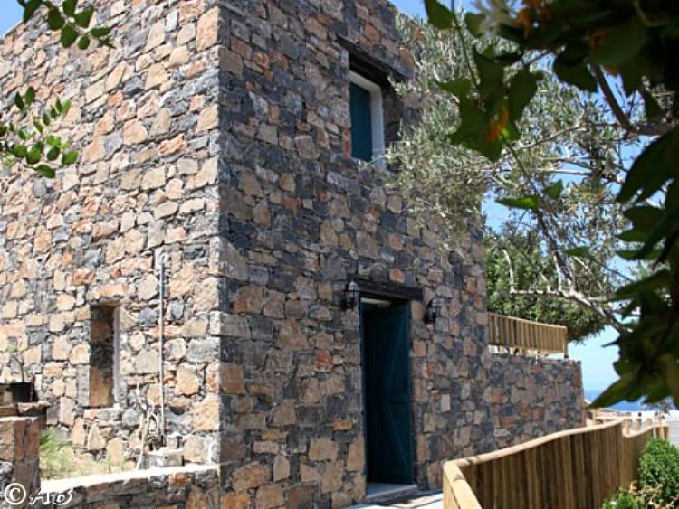 ferienhaus mochlos kreta stein villa i iv stone villas. Black Bedroom Furniture Sets. Home Design Ideas