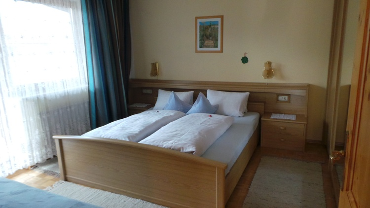 sleeping room Süd