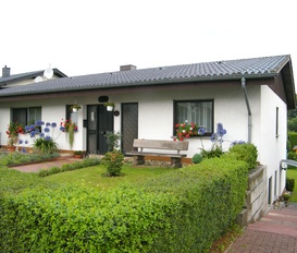 Holiday Apartment St. Wendel, Berusstr. 4