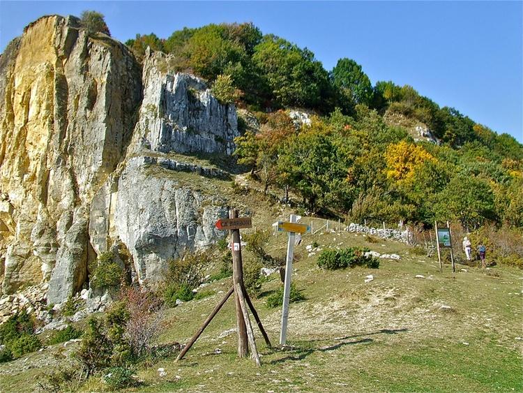 Wandern, Naturpark Simone und Simoncello