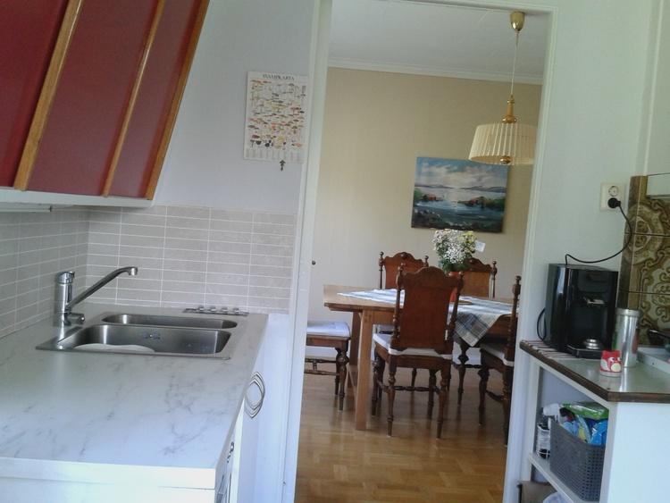 Küchendurchgang zum Esszimmer