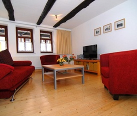 Holiday Home Stolberg Harz