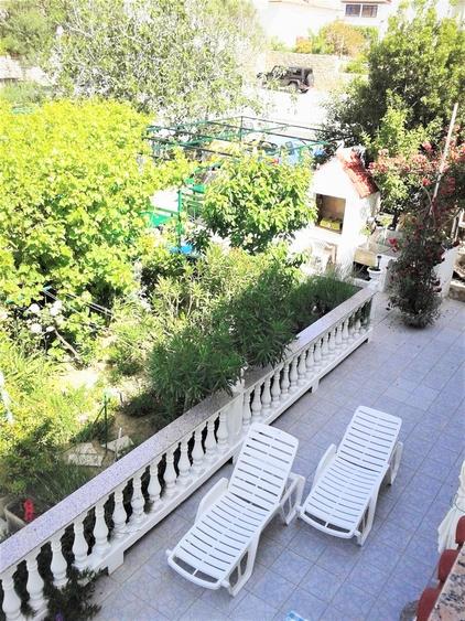 balkon blick