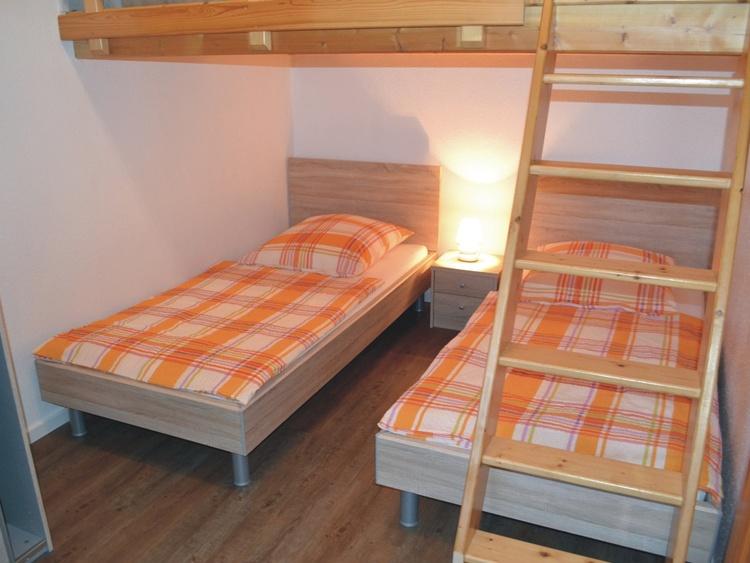 Kinderzimmer mit Empore