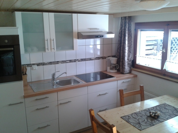 Kitchen flat No. 3