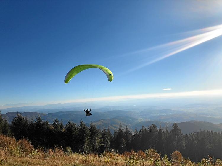 Black Forest close to Bad Bellingen
