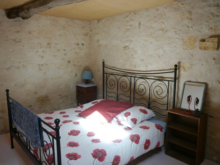 Wohnung Betty - Schlafzimmer