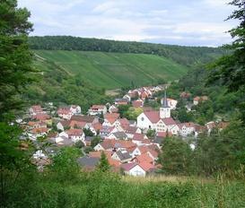 Ferienwohnung Ramsthal