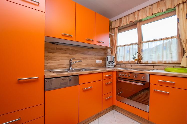 ...Küche modern, nicht nur für NL!