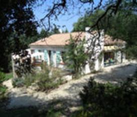 Ferienhaus Uzes (La Capelle et Masmolene)