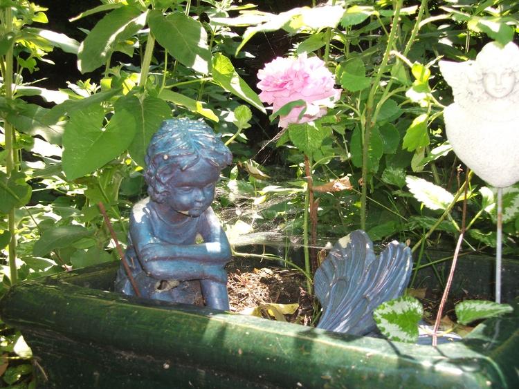 Gartenambiente