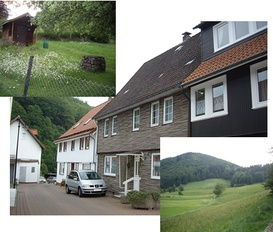 Holiday Apartment Herzberg/Lonau