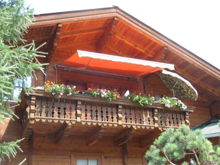 gr.Balkon, Sonne bis Sonnenuntergang
