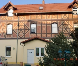 Holiday Apartment Ballenstedt